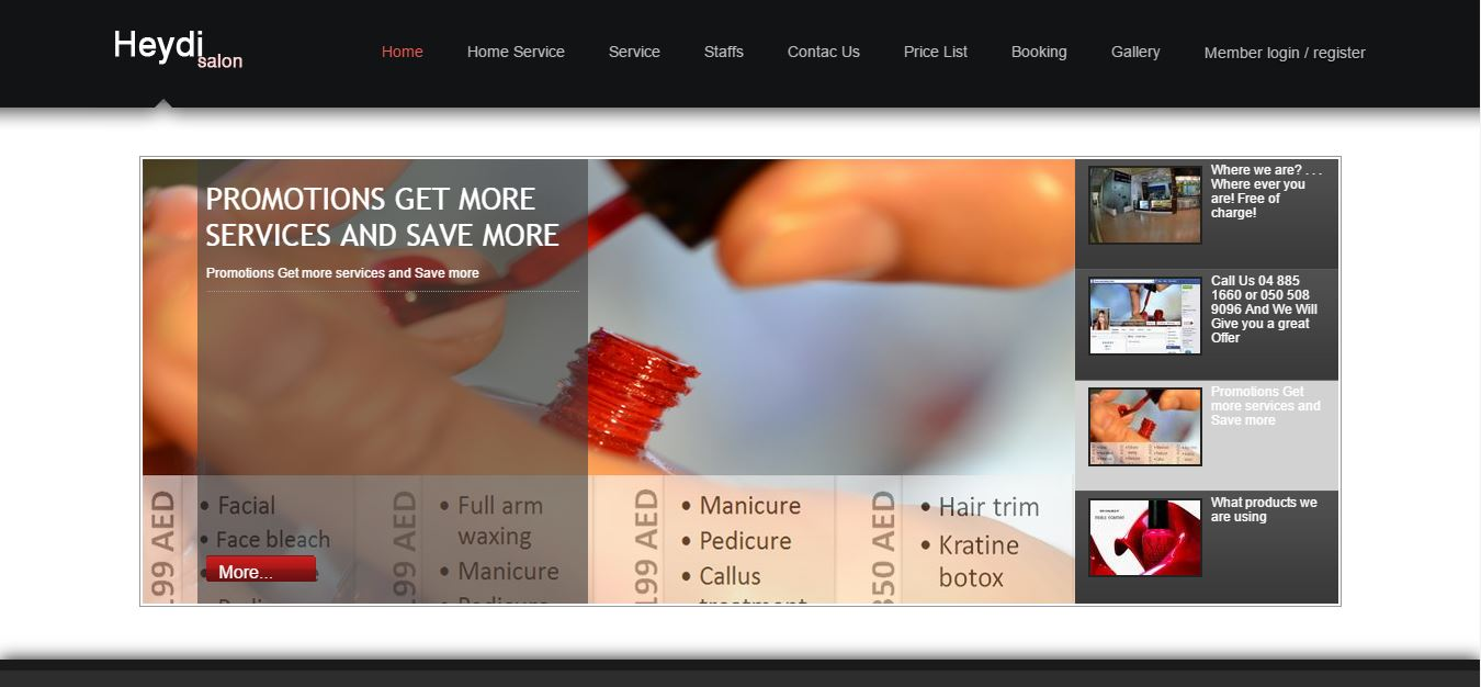 طراحی وبسایت جوملا